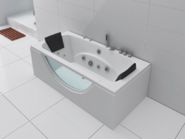 HOME DELUXE Whirlpoolwanne »Apollo M«